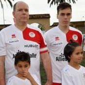 Albert de Monaco mouille le maillot face au fils de Michael Schumacher