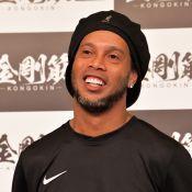 Ronaldinho, heureux polygame, va épouser ses deux petites amies cet été !