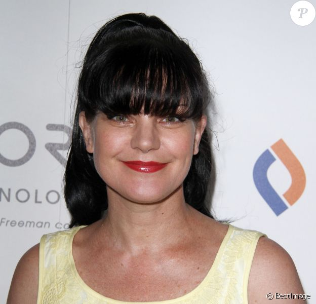 Pauley Perrette - 6e édition du Thirst Gala à Los Angeles le 30 juin 2015.