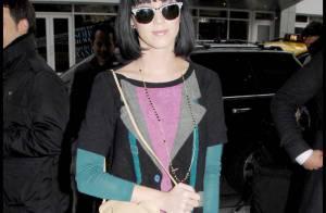 Katy Perry toujours aussi canon... dans son nouveau look top branché !