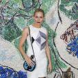 Sienna Miller - Photocall du défilé de la collection croisière Louis Vuitton 2019 dans les jardins de la fondation d'art Maeght à Saint-Paul-De-Vence, France, le 28 mai 2018.