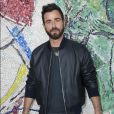 Justin Theroux - Photocall du défilé de la collection croisière Louis Vuitton 2019 dans les jardins de la fondation d'art Maeght à Saint-Paul-De-Vence, France, le 28 mai 2018.