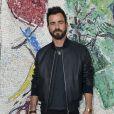 Justin Theroux - Photocall du défilé de la collection croisière Louis Vuitton 2019 dans les jardins de la fondation d'art Maeght à Saint-Paul-De-Vence, France, le 28 mai 2018.