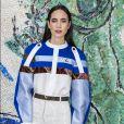 Jennifer Connelly - Photocall du défilé de la collection croisière Louis Vuitton 2019 dans les jardins de la fondation d'art Maeght à Saint-Paul-De-Vence, France, le 28 mai 2018.
