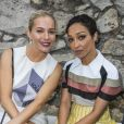 Sienna Miller et Ruth Negga - Front row au défilé de la collection croisière Louis Vuitton 2019 dans les jardins de la fondation d'art Maeght à Saint-Paul-De-Vence, France, le 28 mai 2018.