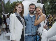 Emma Stone, Sienna Miller, Sophie Turner : Premier rang étoilé au défilé Vuitton