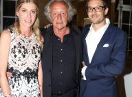 Didier Barbelivien : Fier de marier son fils David à la belle Valentine !