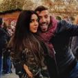 Alain et Laura (Secret Story 11) en amoureux à Valence en Espagne, fin décembre 2017.