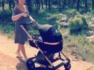 Laetitia Milot : Première sortie avec sa petite Lyana pour l'heureuse maman !