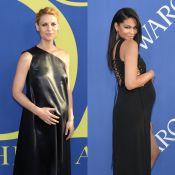 Claire Danes (Homeland) et Chanel Iman : Enceintes et radieuses aux CFDA Awards