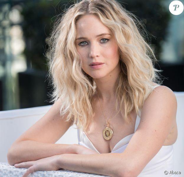 Jennifer Lawrence à Los Angeles, le 9 février 2018.