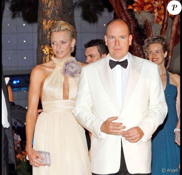 Albert II de Monaco et Charlene Wittstock... bientôt le mariage ?