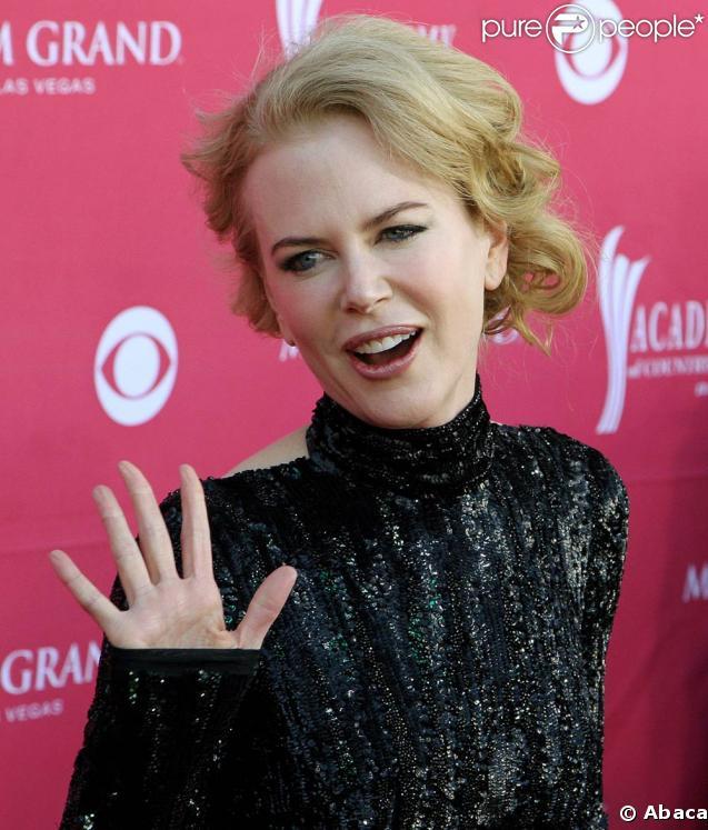 La jolie Nicole Kidman