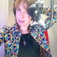 """Isabelle Benhadj alias Zette, (la voix-off des """"12 Coups de midi"""" sur TF1) sur Facebook."""