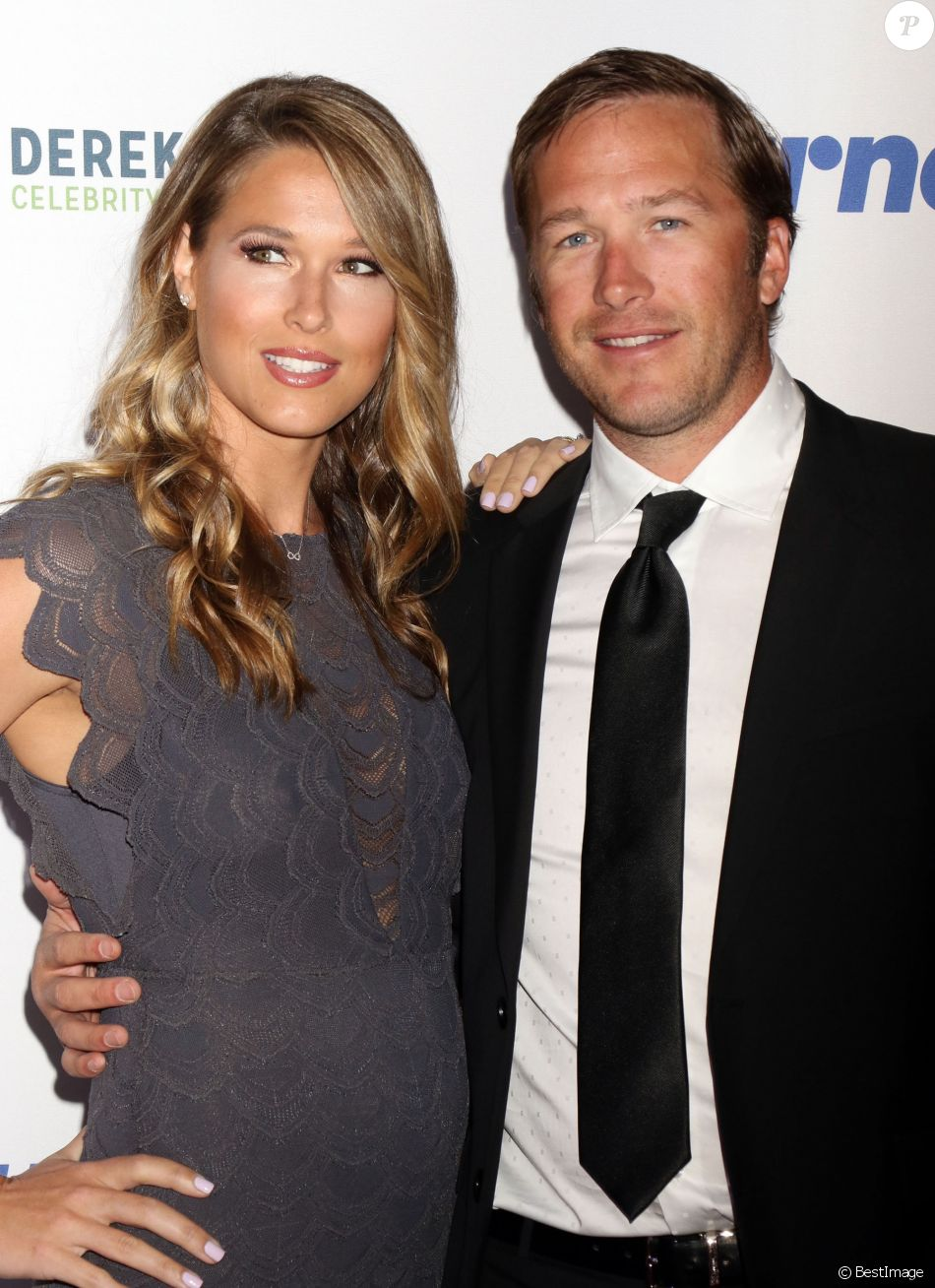 Morgan Beck et son mari Bode Miller au gala international Derek Jeter Celebrity à Aria Resort & Casino à Las vegas, le 21 avril 2016.