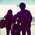 Anthony Kavanagh partage un bout de sa nouvelle vie de famille à Montréal sur Instagram, ce 10 juin 2018.