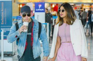 Nick Jonas officialise avec Priyanka Chopra en la présentant à sa famille