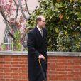Le Prince edward à la fête de Pâques, à Windsor