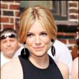 L'actrice anglaise Sienna Miller