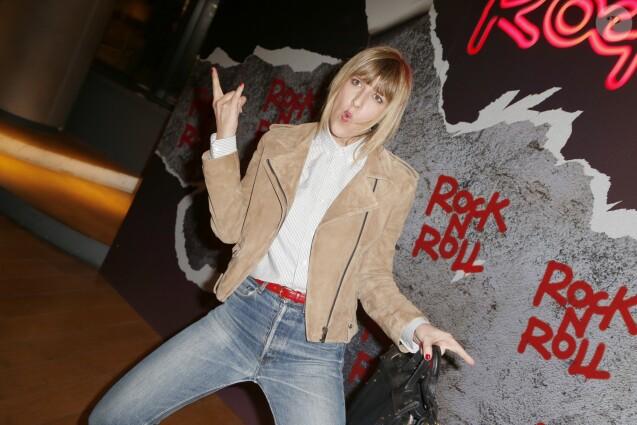 """Daphné Bürki - Avant-première du film """"Rock'n Roll"""" au Pathé Beaugrenelle à Paris le 13 février 2017."""