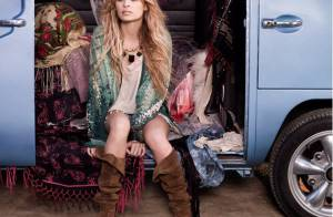 Nicole Richie... découvrez ses superbes images dans sa dernière campagne de pub !