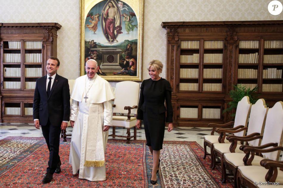 Macron brigitte rencontre