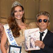 Miss Paris 2018 élue : Découvrez la belle Maëlys Rozé...