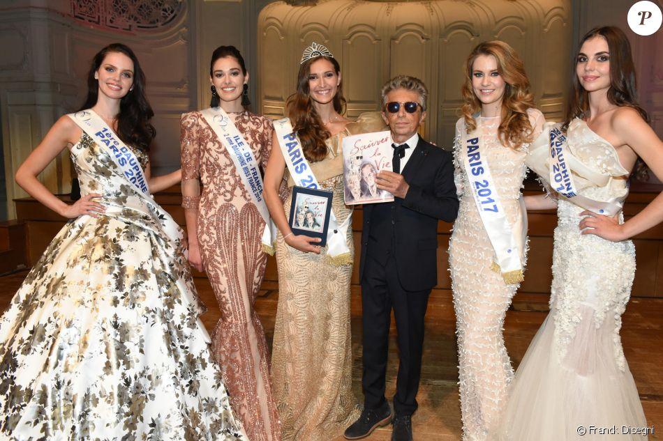 Miss Paris 2018 élue : Découvrez la belle Maëlys Rozé ...