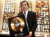 Frank Michael a reçu un disque d'or : oui, il vend toujours des albums !