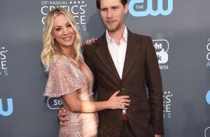 Kaley Cuoco (The Big Bang Theory) s'est mariée