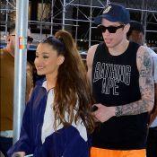 Ariana Grande : Un nouveau tatouage, en hommage au père de son chéri