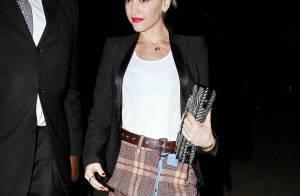 Gwen Stefani, au top de la mode... pour une soirée en célibataire !