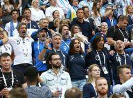 Uruguay-France : Les proches des Bleus et les stars fous de joie en tribunes