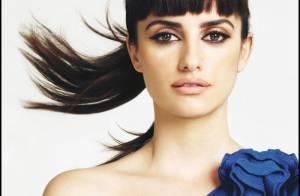 Penélope Cruz, profession... top model !