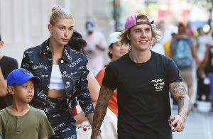 Justin Bieber s'est fiancé à Hailey Baldwin !