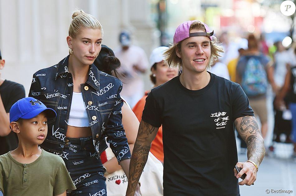 Justin Bieber fiancé au mannequin Hailey Baldwin