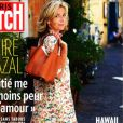 Paris Match, juillet 2018.