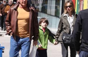 Harrison Ford et Calista Flockhart : pas encore mariés, mais une vraie vie de famille...