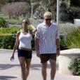 Boris Becker et Sharlely Kerssenberg