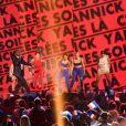 """Exclusif - Yannick - Enregistrement de l'émission """"Le Bal du 14 Juillet"""" dans les Arènes de Nîmes, diffusée sur TF1. Le 7 juin 2018 © Bruno Bebert"""