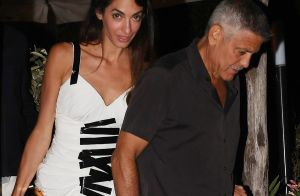 George Clooney accidenté, son épouse Amal alarmée :