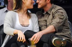 Justin Timberlake : il se jette sur Jessica Biel... pour l'embrasser passionnément ! Et toc... pour les mauvaises langues ! (réactualisé)