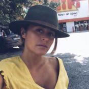"""Anaïs Camizuli amincie et en """"détente"""" en vacances après son divorce"""