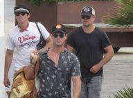 Matt Damon et Chris Hemsworth : Les amis réunis pour des vacances en famille