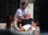 """Gianni Versace - Son compagnon parle de son meurtre : """"Mon sang s'est glacé"""""""