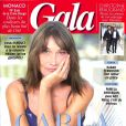 """Couverture du magazine """"Gala"""", en kiosques le 1er août 2018."""