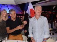 """Nagui : Son touchant message à Didier Deschamps, son """"vrai ami"""""""