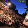 Exclusif - Francis Cabrel en concert lors du festival de Ramatuelle le 2 août 2018.