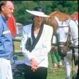 Lady Diana à Ascot en 1985.