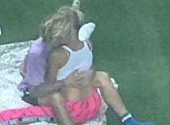 Justin Bieber et Hailey Baldwin : Fiancés fous amoureux, câlin torride en public